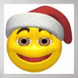 Navidad sonriente impresiones
