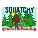 Navidad Squatch de Squatchy iPad Mini Protectores
