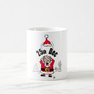 Navidad subrayado taza 2015 de Noel