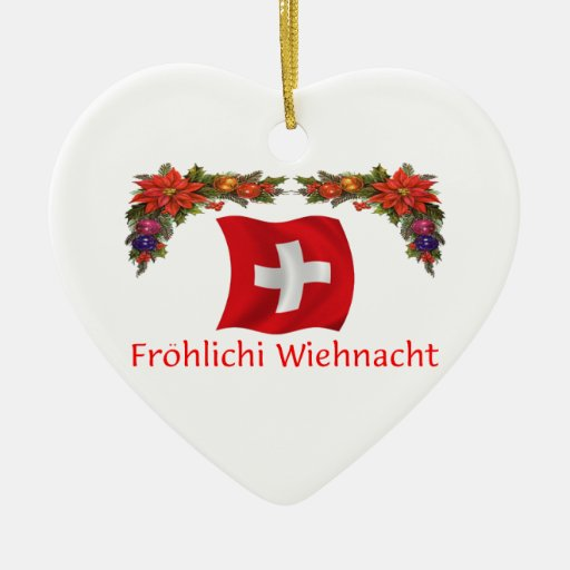 Navidad suizo ornamentos para reyes magos