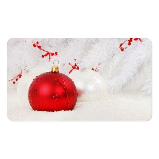 Navidad Tarjetas Personales