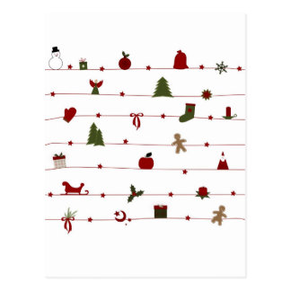 Navidad Tarjeta Postal