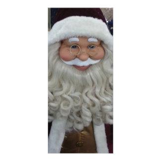 Navidad Tarjeta Publicitaria