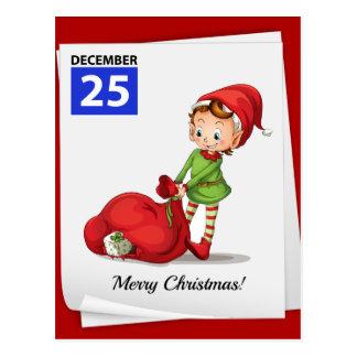 Navidad Tarjetas Postales