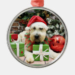 Navidad - Terrier de trigo - Bailey Adorno