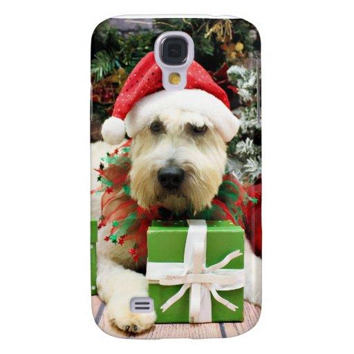 Navidad - Terrier de trigo - Bailey Funda Para Galaxy S4