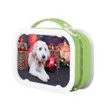 Navidad - Terrier de trigo - peluche