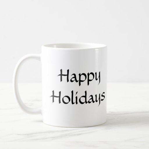 Navidad tree01 taza de café