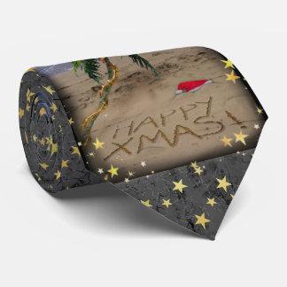 Navidad tropical corbata