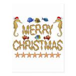 Navidad tropical del filón postal