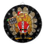 Navidad Turquía Tabla Dardos