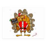 Navidad Turquía Tarjeta Postal