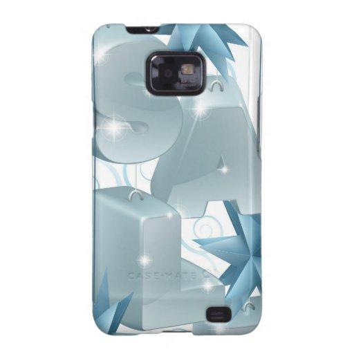 Navidad u ornamentos de la venta del Año Nuevo Samsung Galaxy S2 Carcasa