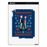 Navidad vicioso iPad 3 skin