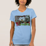 Navidad - Westie - Sammy Camiseta