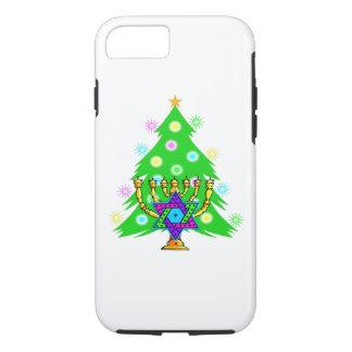 Navidad y Jánuca Funda iPhone 7