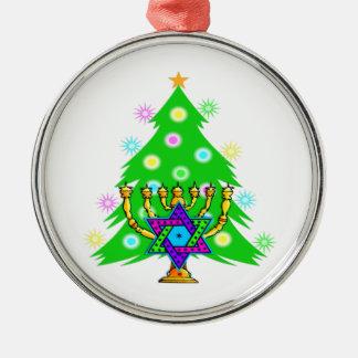 Navidad y Jánuca junto Ornato