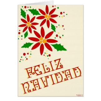 Navidad y Pascuas Felicitaciones