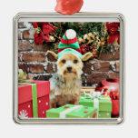 Navidad - Yorkie - Vinnie #32 Ornamentos Para Reyes Magos