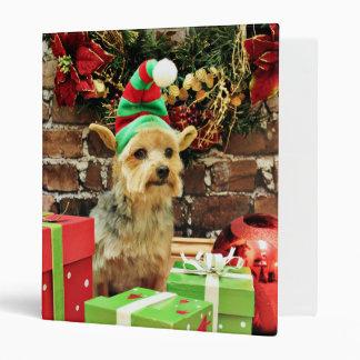 Navidad - Yorkshire Terrier - Vinnie