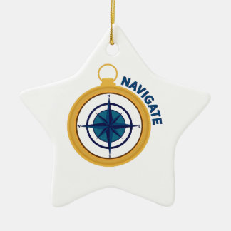 Navigate Ornament
