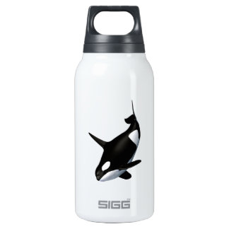 NAVIGATE THE SHALLOWS INSULATED WATER BOTTLE