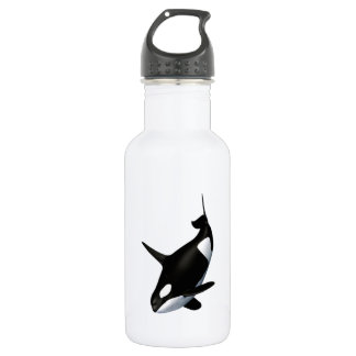 NAVIGATE THE SHALLOWS WATER BOTTLE