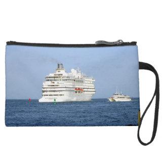 Navigating the Seas Cruiser Wristlet Clutches