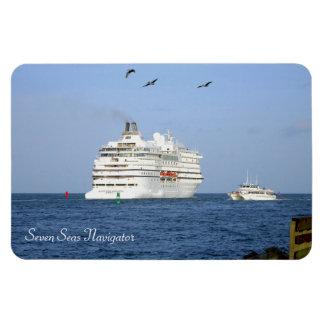 Navigating the Seas Magnet