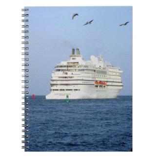 Navigating the Seas Notebook