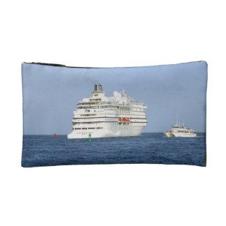 Navigating the Seas Small Cruise Makeup Bag