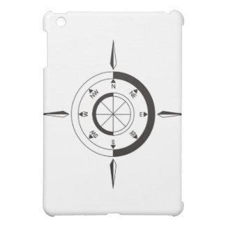 Navigation sailing gift Ship airplane compass iPad Mini Covers