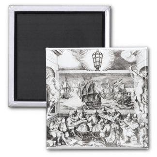 Navigation Titlepage, 1600 2 Inch Square Magnet
