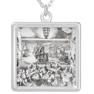 Navigation Titlepage, 1600 Necklaces