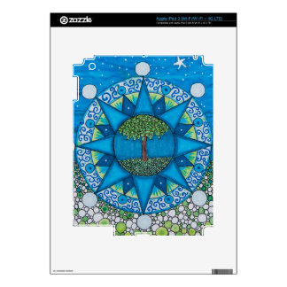 Navigation to Stillness iPad 3 Decal