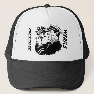 NAVIGATION TRUCKER HAT