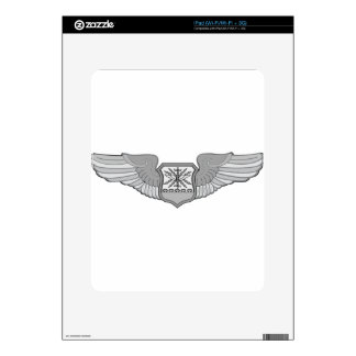 NAVIGATOR WINGS DECAL FOR iPad