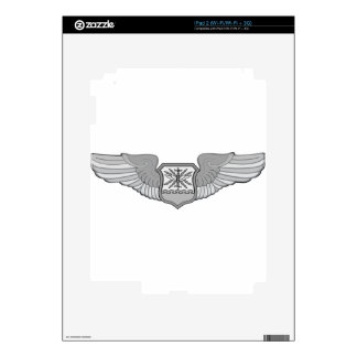 NAVIGATOR WINGS DECAL FOR THE iPad 2