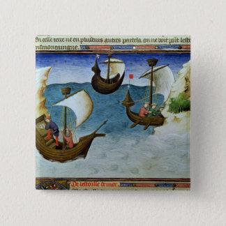 Navigators using an astrolabe button
