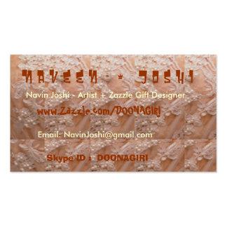 NAVIN JOSHI Collection Business Card