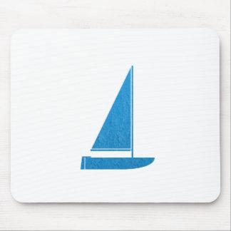 navinJOSHI del ARTE NVN41 del barco de vela de los Tapete De Raton