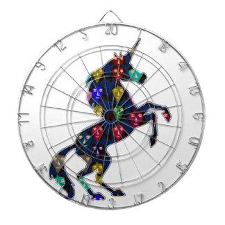 navinJOSHI pintado NVN100 del cuento de hadas del Tablero Dardos