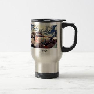 Navion Portrait 2, Navion Coffee Mug