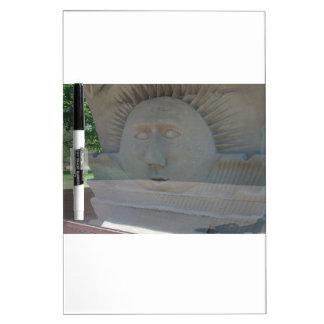 Navou Sunstone Dry-Erase Whiteboard