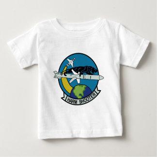 NAVY AGM-88 High Speed Anti-Radiation Missile Mili Baby T-Shirt