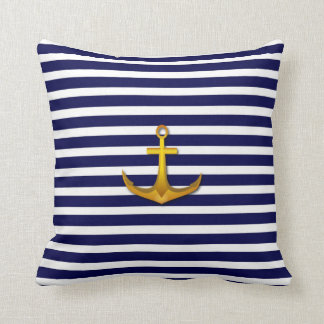Navy American MoJo Pillows