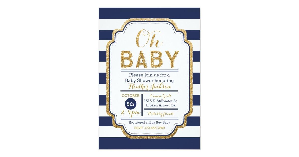 Baby Boy Shower Invitations – sweetkingdom.co
