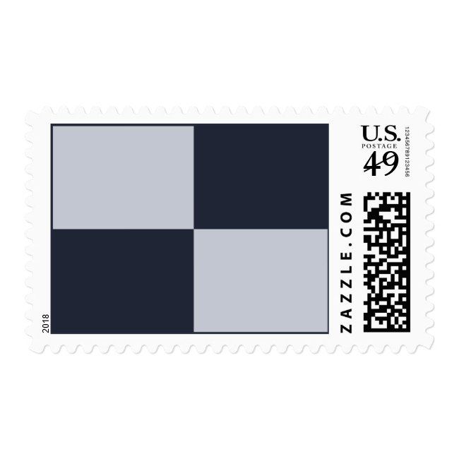 Navy and Grey Rectangles