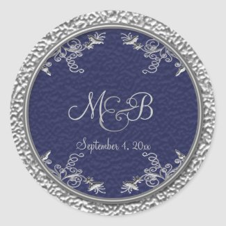 Navy and Pewter 1.5
