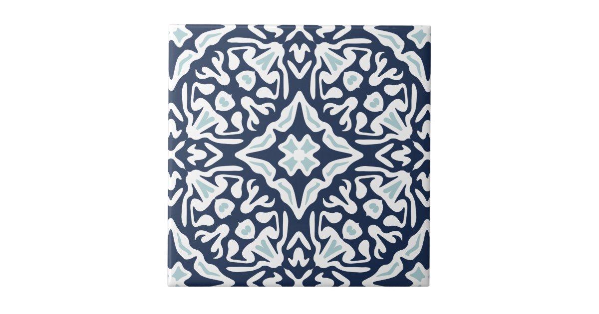 Pattern Ceramic Tiles | Zazzle